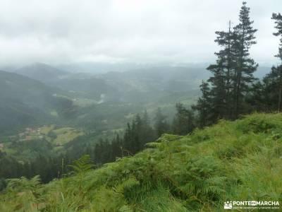 Parque Natural de Urkiola;mapa sierra norte de madrid mirador cañon rio lobos mapa sierra norte mad